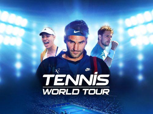 خرید بازی Tennis World Tour
