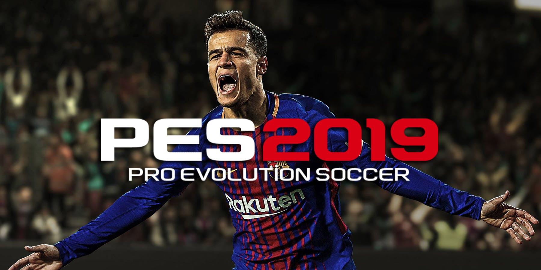 خرید بازی PES 2019