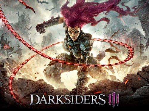 خرید بازی Darksiders III