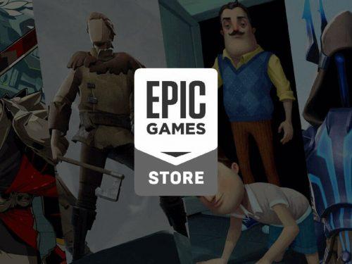 بازی رایگان از فروشگاه Epic Game