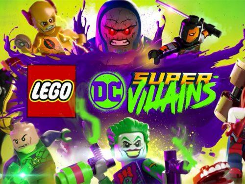 خرید بازی Lego DC Super-Villains
