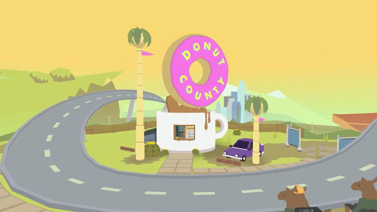 خرید بازی Donut County