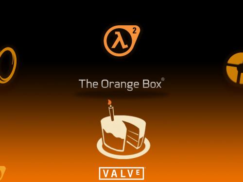 خرید بازی The Orange Box
