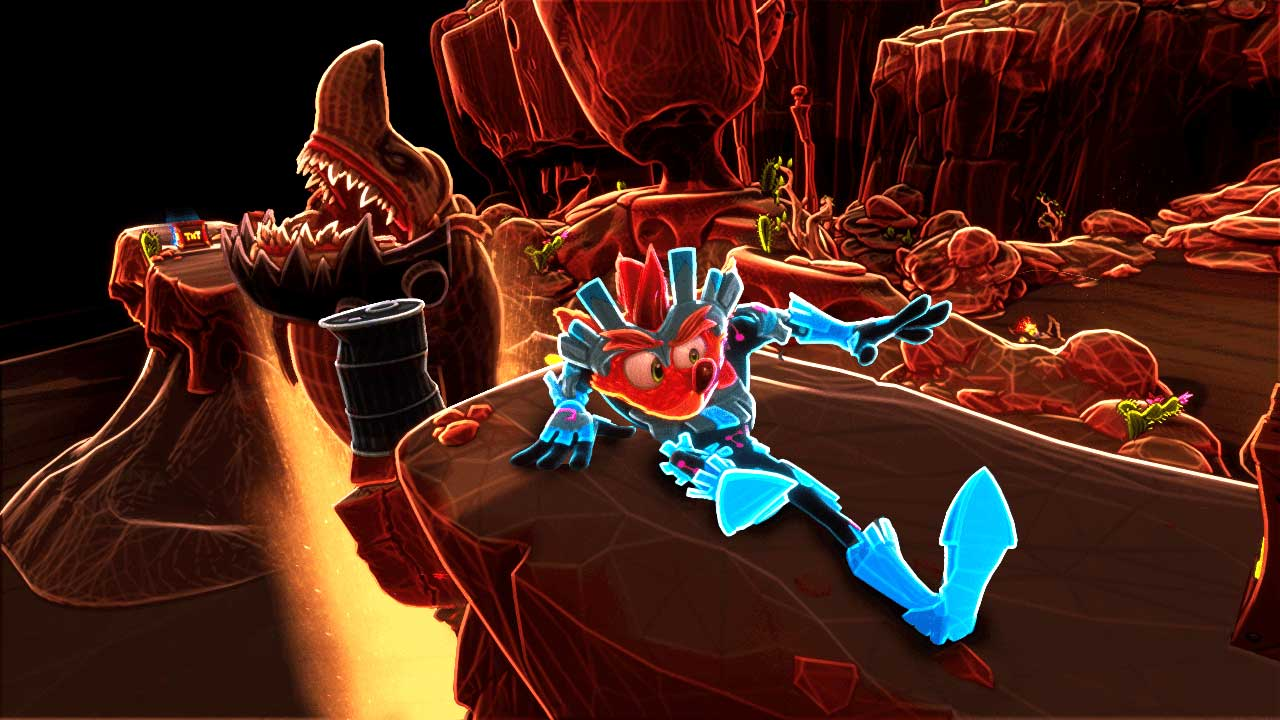 خرید بازی Crash Bandicoot 4: It's About Time