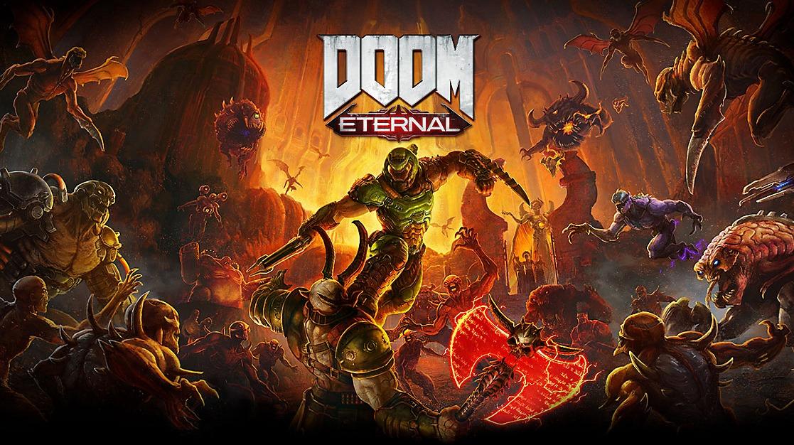 خرید بازی Doom Eternal
