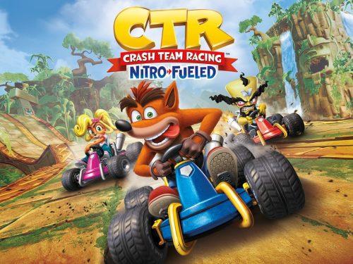 خرید بازی Crash Team Racing Nitro-Fueled