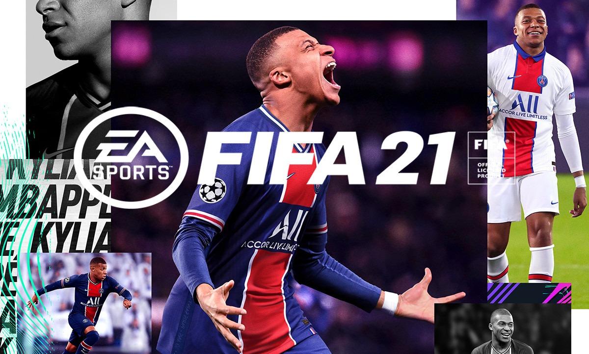 خرید بازی FIFA 21