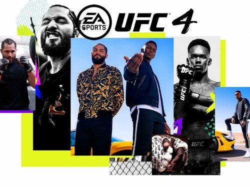 خرید بازی UFC 4