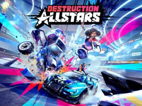 خرید بازی Destruction All Stars