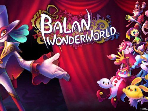 خرید بازی Balan Wonder World